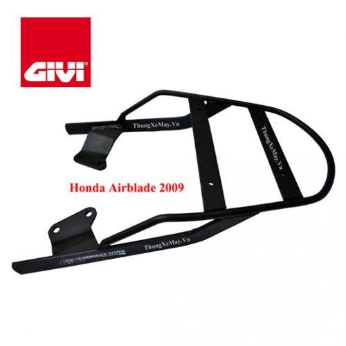 Baga Honda Airblade 2009 ThungXeMay.Vn