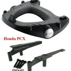 Baga Givi cho xe Honda PCX ThungXeMay.Vn