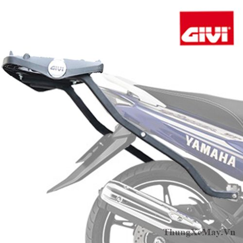 Baga Givi HR3 cho Exciter 135