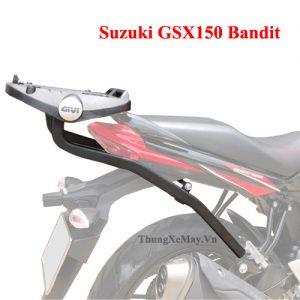 Baga Givi HRV cho xe Suzuki GSX150 Bandit