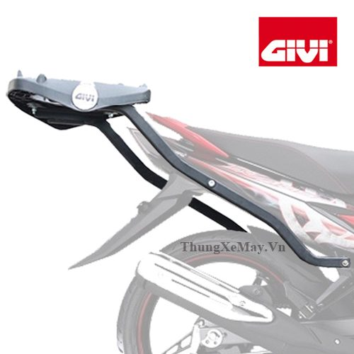 Baga Givi HR3 cho Exciter