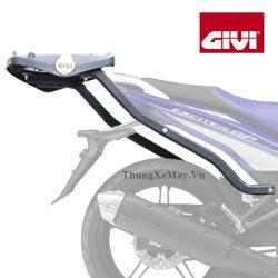 Baga Givi HRV cho Exciter 150