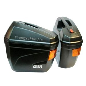 Thung hong Givi E22NS kem baga SBL2000