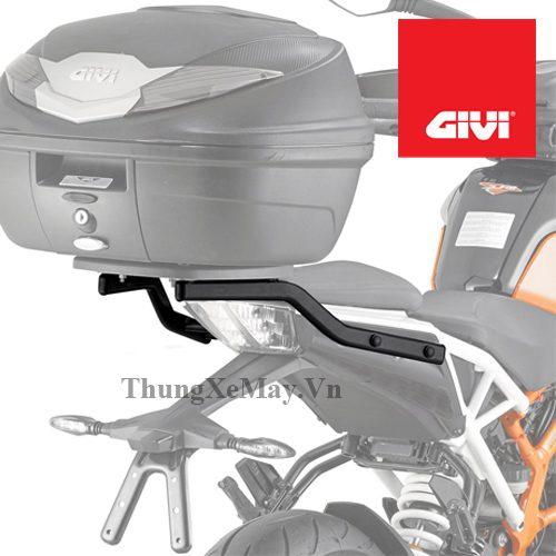 Baga Givi SRV cho xe KTM Duke 390 2018