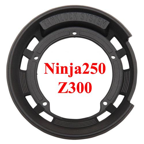 Tanklock Ring Givi BF14-MY cho xe Z300 Ninja 250
